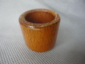 Bone thumb ring- chinese or tibetan