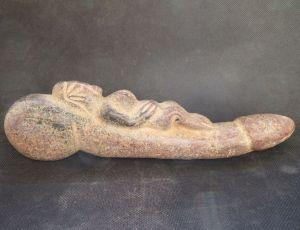 Hongshan Carving- Woman on Penis